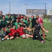 El Cacereño Femenino gana su primer partido esta temporada en casa