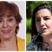 Anabel Alonso y Rocío Monasterio
