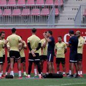 El Sevilla recibe al Salzburgo en su estreno en la Champions