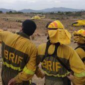 Brigadas de Refuerzo en Incendios Forestales
