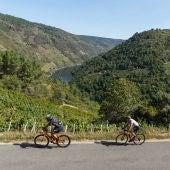 A Ribeira Sacra, escenario idóneo para o cicloturismo