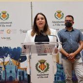 La concejala de Juventud, Anna Vicens ha presentado el proyecto dedicado a la juventud.