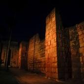 El sábado algunos monumentos emeritenses se iluminarán en naranja