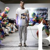 Cartel en la Aragón Fashion Week