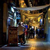 La primera noche de bares abiertos ha transcurrido con normalidad