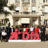 Fundación DFA renueva su imagen y su web corporativa