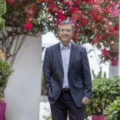 José María García, alcalde de Estepona