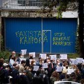 Víctimas y partidos se movilizan contra el acto de apoyo a Henri Parot