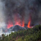 Erupción volcánica La Palma
