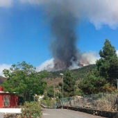 Erupción volcánica Cumbre Vieja de La Palma
