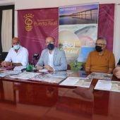 Los actos se han presentado en el Ayuntamiento de Puerto Real