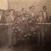 1951 EL CAMPEONATO DE ESPAÑA Y LA TRAGEDIA