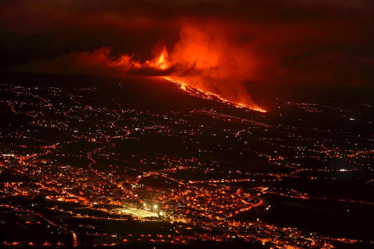¿Cuánto durará la erupción volcánica en La Palma?