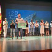 Tolo Gili, elegido nuevo presidente de El PI en Mallorca, en el IV Congreso regional celebrado por la formación.