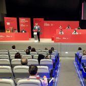 Comité ejecutivo de la FSA-PSOE en Gijón