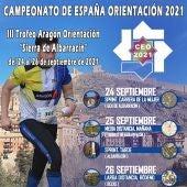 La prueba discurrirá por cuatro localidades de la Sierra de Albarracín