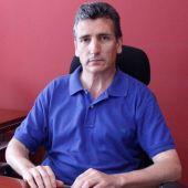 José Ramón Caballero, presidente del Colegio de Veterinarios de Ciudad Real