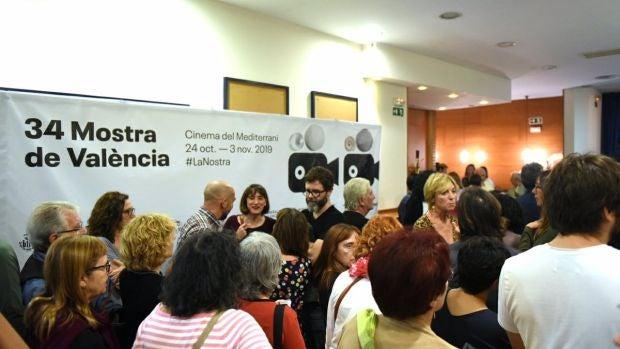 Edición 34 de La Mostra de València, previa a la pandemia