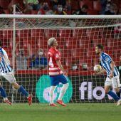 Granada 2 Real Sociedad 3