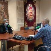 Entrevista en Onda Cero Alcalá al rector de la Universidad de Alcalá, José Vicente Saz