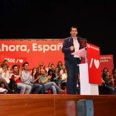 José Manuel Caballero seguirá siendo el líder del PSOE en Ciudad Real