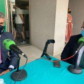 Lolo Picardo y Fran Romero, concejales de AxSí