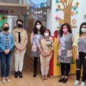 La Ludoteca Municipal abre sus puertas en la Escuela Infantil Arco Iris