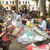 Argamasilla de Alba celebra el XVII Encuentro de Encajeras