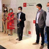 """Renovado el convenio """"Huesca más inclusiva"""" hasta 2022"""