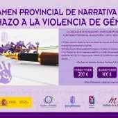 """Socuéllamos convoca el I Certamen Provincial de narrativa corta """"Rechazo a la Violencia de Género"""""""