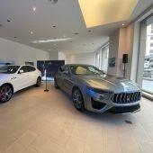 Nuevo Maserati Levante Hybrid