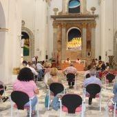 Pleno celebrado en el Ayuntamiento de Puerto Real
