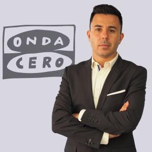 Carles Lamelo, director y presentador de 'El club de las cinco'