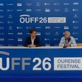 Unha mostra fotográfica lembra o vínculo de Luis García Berlanga co Ourense Film FestivaL