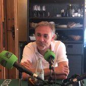 Nacho Pérez, entrenador del Antequera