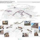 Proyecto de peatonalización, rehabilitación y mejora de la movilidad e implantación de una zona de bajas emisiones en el casco histórico de Alcalá de Henares