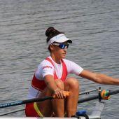 Esther Briz en el Campeonato de Portugal