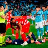 El Granada CF cae ante el Celta de Vigo