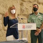 Lourdes Morales y Juan Carretero
