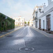 Calle Mariana Pineda, en San Fernando