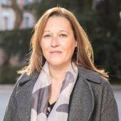La senadora socialista Lourdes Retuerto