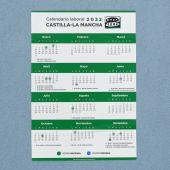 Calendario laboral de Castilla - La Mancha para 2022