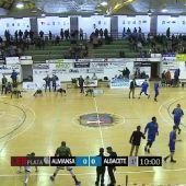 Bueno Arenas Albacete Basket y Almansa se disputarán hoy el Trofeo de la JCCM