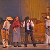 Uno de los espectáculos celebrados en la Semana de la Zarzuela de La Solana
