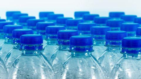 Plásticos que van a nuestro organismo