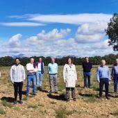 La Diputación de Palencia destina este año 160.000 € a la Dehesa de Tablares