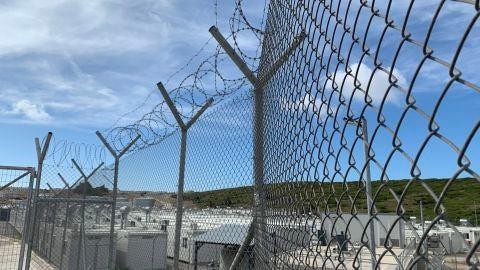 Campo Refugiados Samos (Grecia)