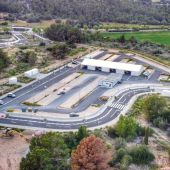 Estación de ITV móvil de Magaluf, en Calvià.