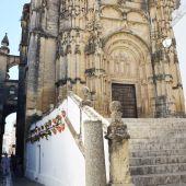 Iglesia de Santa María en una foto de archivo
