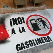 No a la gasolinera